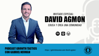 Educa y crea comunidad David Agmon CEO Inverspot.